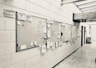Labor- und Büroarbeitsplätze
