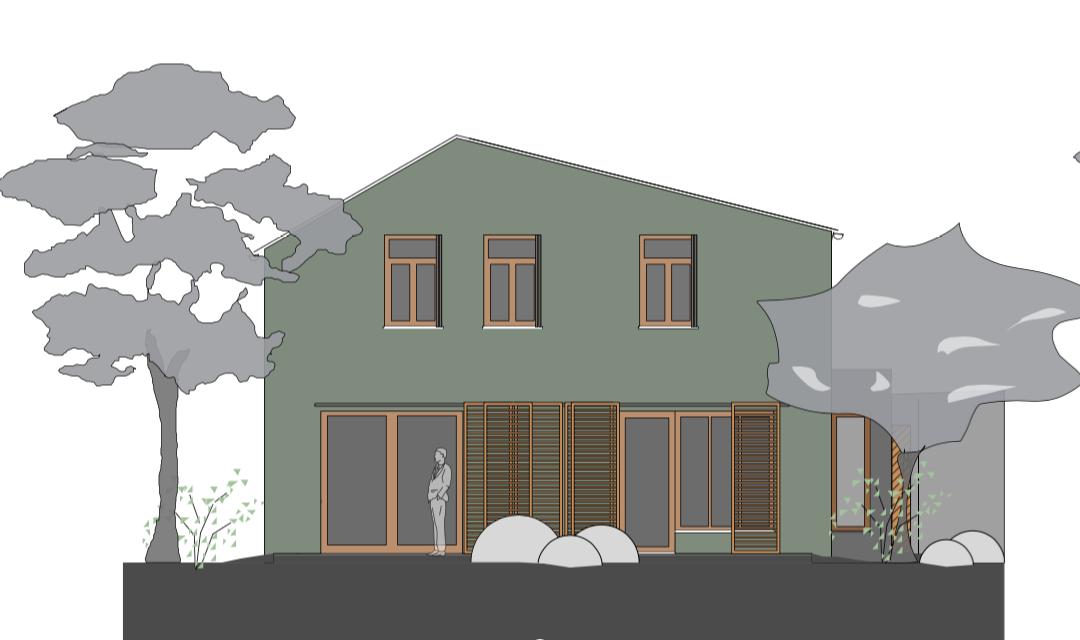 Einfamilienhaus F